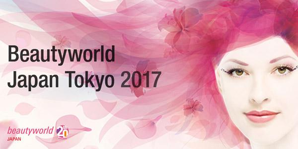 Beautyworld Japan Tokyo 2017