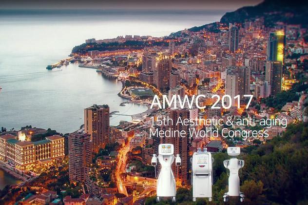 AMWC Exhibition 2017 (Monaco)