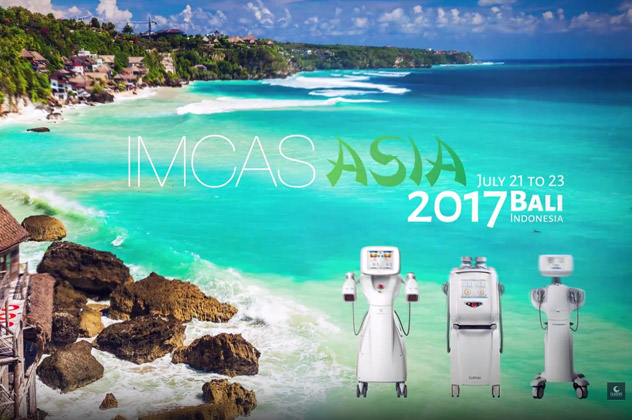 IMCAS ASIA Exhibition 2017 (Bali Indonesia)