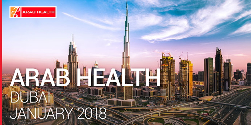 Arab Health Dubai 2018