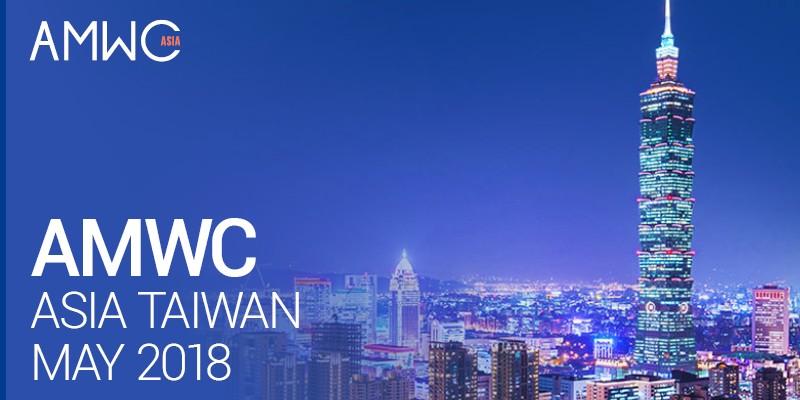 AMWC ASIA 2018 Taiwan