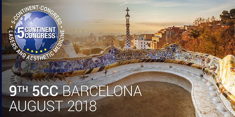 9th 5CC 2018 Barcelona