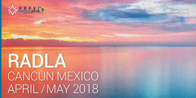 RADLA Cancun 2018
